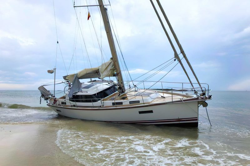 Ease of repair is an important consideration for long-distance cruisers