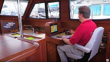 Video - Sirius 40 DS - navigation