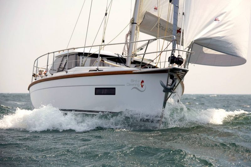 Sirius Yachts - Whichever keel you choose they all have the same stability