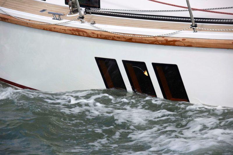 Sirius Yacht windows are built to last